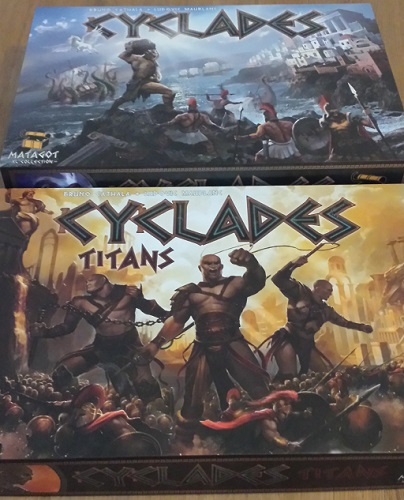 2015 Cyclades Titans