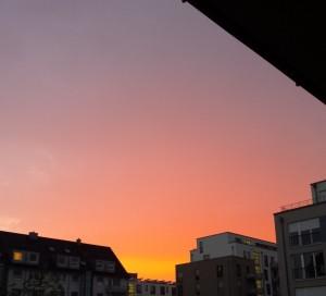 2015 Köln nach Gewitter