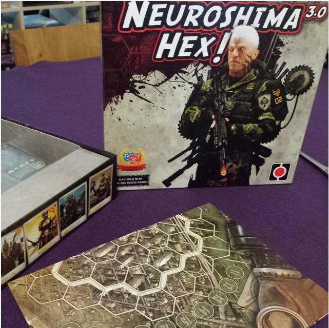 2015 Neuro Hex
