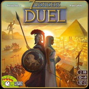 2015 7 Wonders Duel Cover