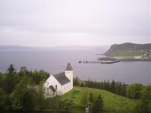 Uig, Isle of Skye, Schottland
