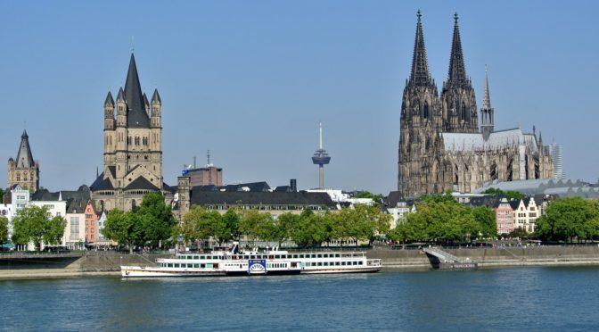 Köln – 3 Jahre