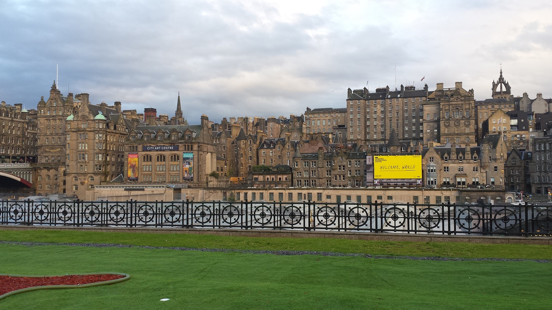 Edinburgh Welcome