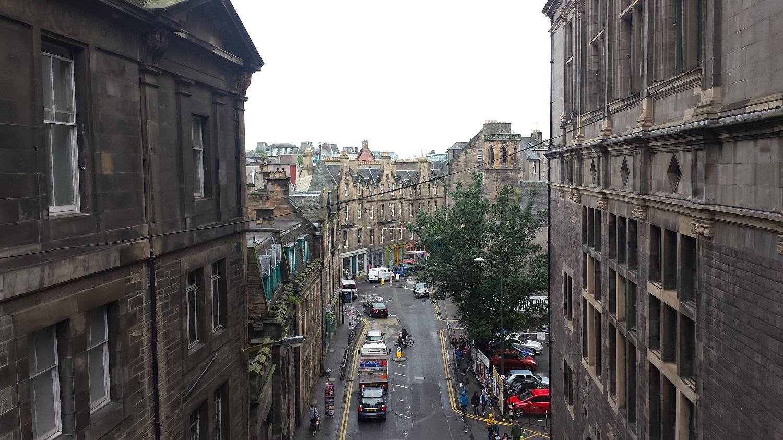 Edinburgh Gasse